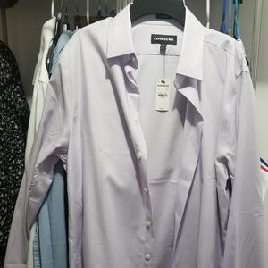 Extra Slim Easy Care Oxford Shirt
